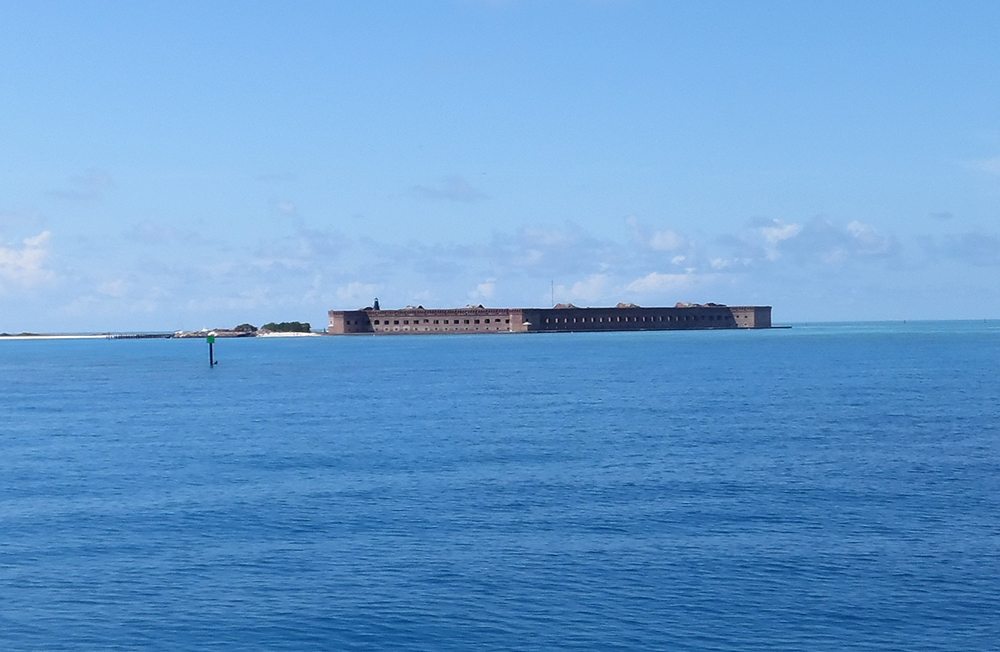 Fort Jefferson Dry Tortugas NP